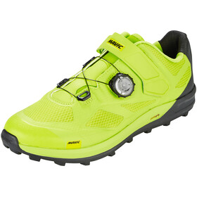 Mavic XA Pro Shoes Men Lime Green/Pirate Black/Safety Yellow